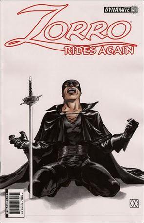 Zorro Rides Again 5-A