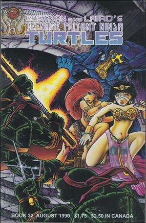 Teenage Mutant Ninja Turtles (1984) 32-A