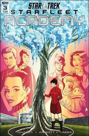 Star Trek: Starfleet Academy (2015) 3-A