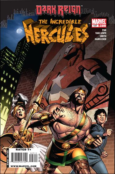 Incredible Hercules 127-A by Marvel