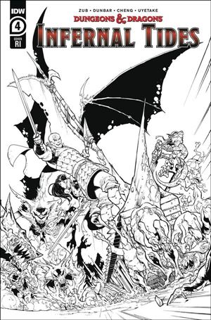 Dungeons & Dragons: Infernal Tides 4-C