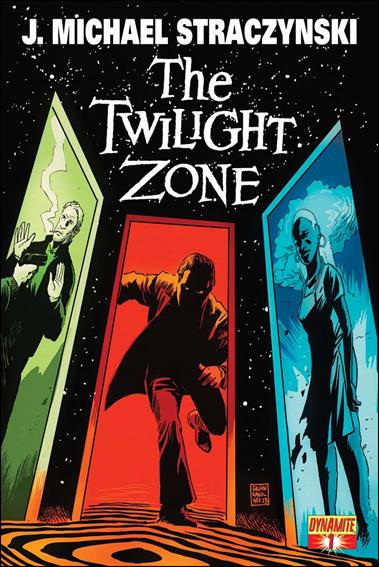 Twilight Zone (2013) 1-A by Dynamite Entertainment