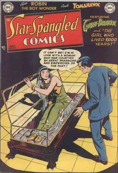 Star Spangled Comics (1941) 128-A by DC