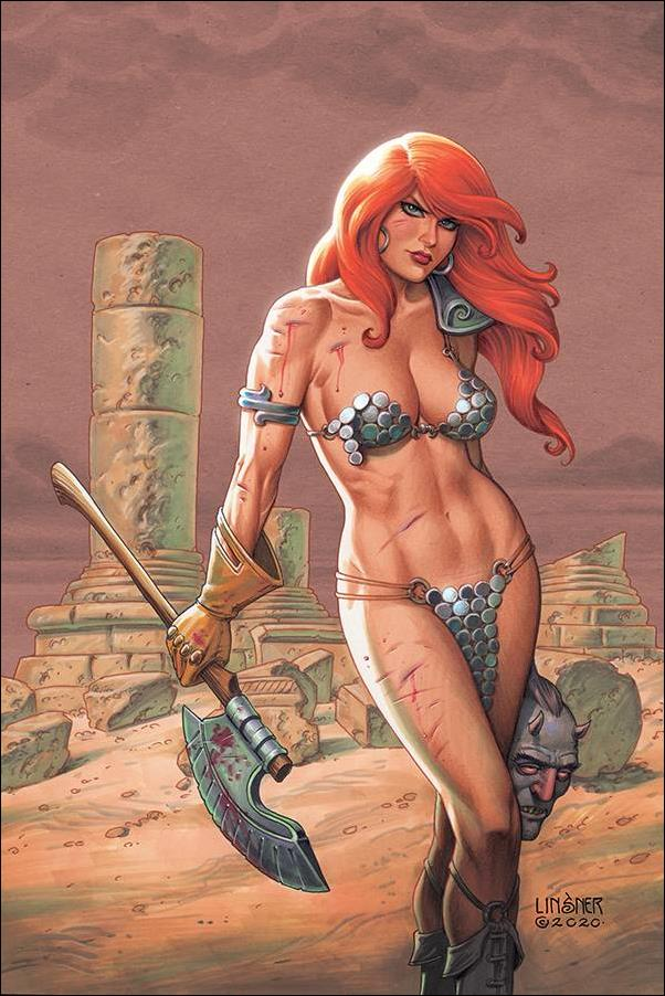 Red Sonja (2019) 19-S by Dynamite Entertainment