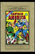 Marvel Masterworks: Golden Age Captain America 4-A
