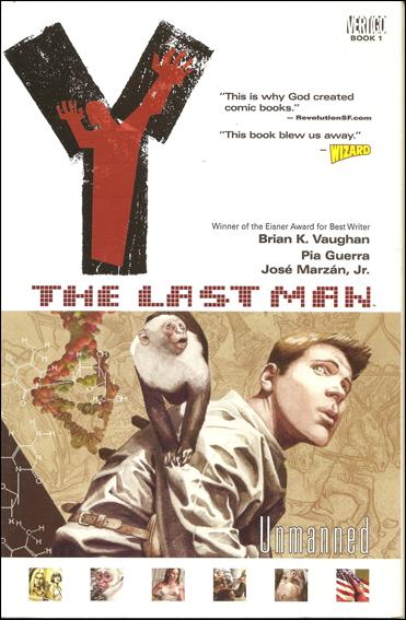 Y: The Last Man 1-F by Vertigo