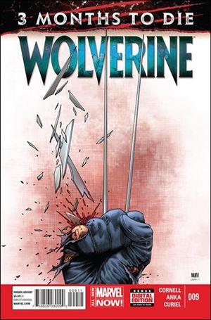 Wolverine (2014) 9-A