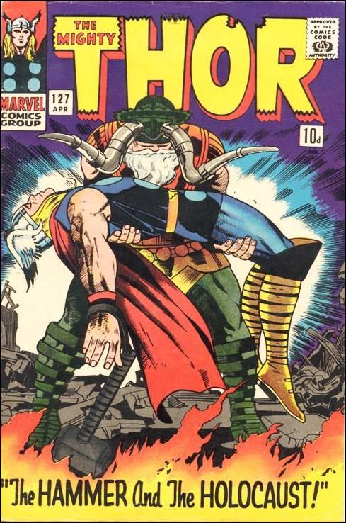Thor (1966) 127-B by Marvel