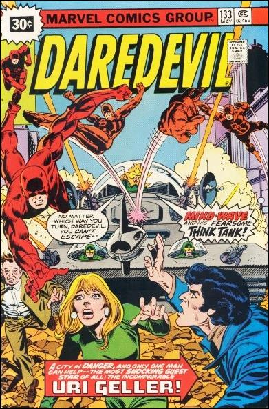 Daredevil (1964) 133-B by Marvel