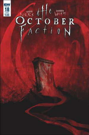 October Faction 18-B