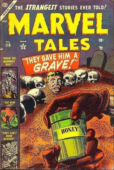 Marvel Tales (1949) 119-A by Timely