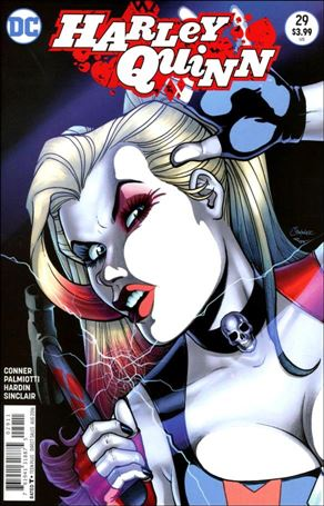 Harley Quinn (2014) 29-A