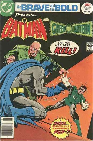 Brave and the Bold (1955) 134-A by DC
