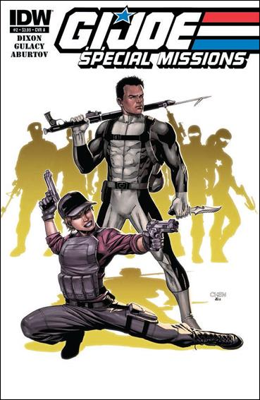 G.I. Joe: Special Missions (2013) 2-A by IDW