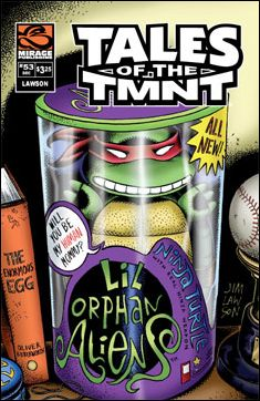 Tales of the TMNT 53-A by Mirage