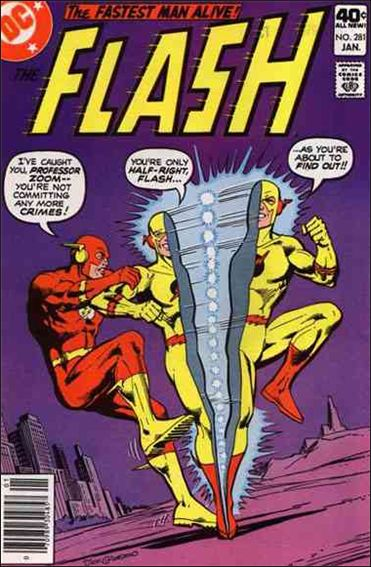 Flash (1959) 281-A by DC