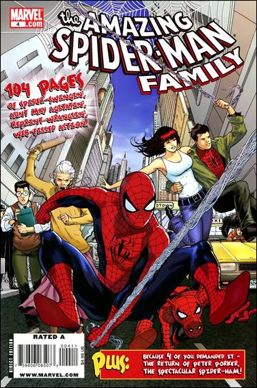 Amazing Spider-Man Family 4-A by Marvel