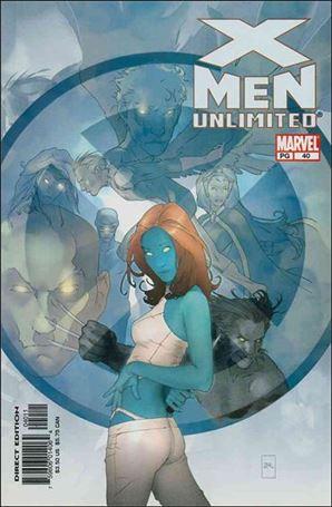 X-Men Unlimited (1993) 40-A