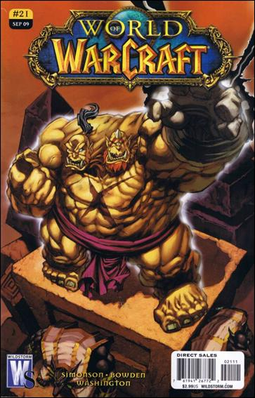 World of Warcraft 21-A by WildStorm