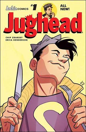 Jughead (2015) 1-A