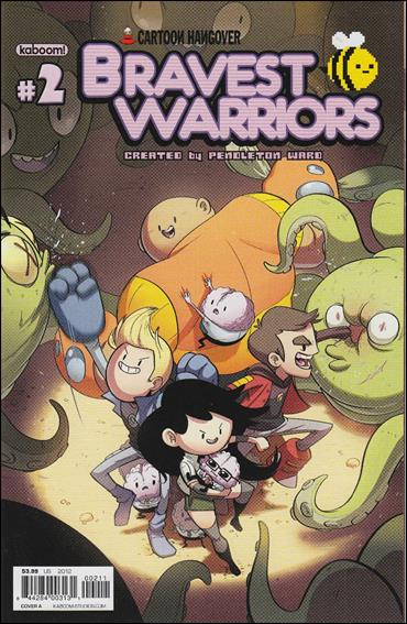 Bravest Warriors 2-A by Kaboom!