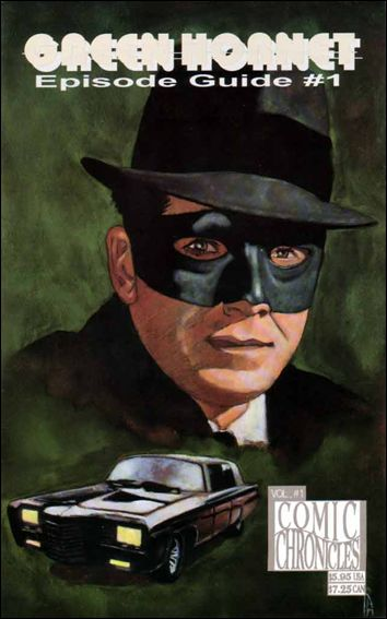Green Hornet Episode Guide 1-A by Personality Comics