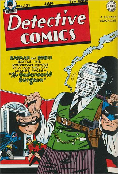 Detective Comics (1937) 131-A by DC
