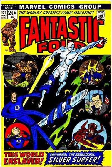 Fantastic Four (1961) 123-A by Marvel