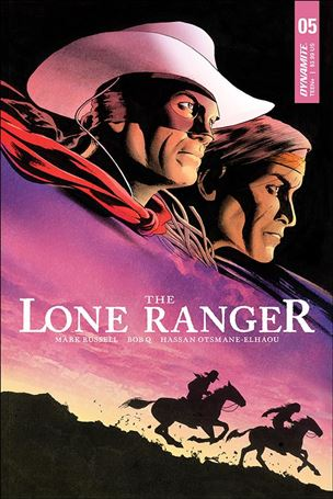 Lone Ranger (2018) 5-A