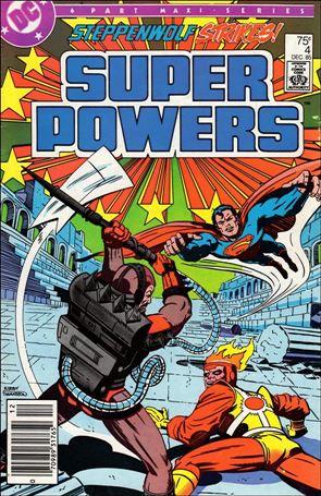 Super Powers (1985) 4-A