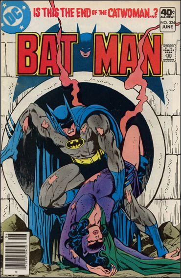 Batman (1940) 324-A by DC