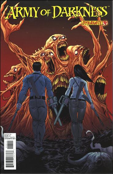 Army of Darkness (2012) 4-A by Dynamite Entertainment
