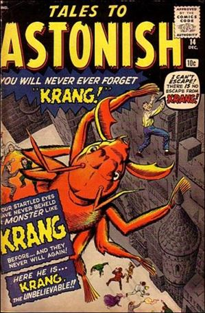 Tales to Astonish (1959) 14-A