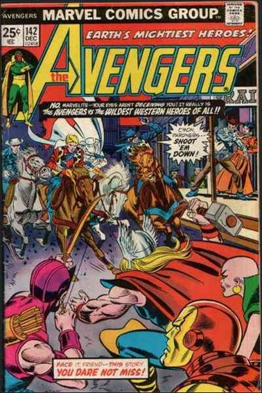 Avengers (1963) 142-A by Marvel