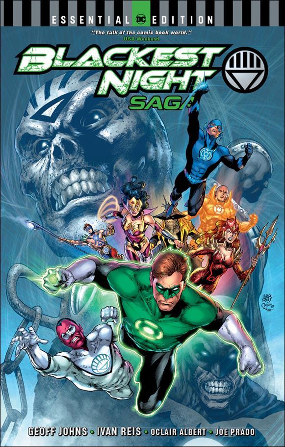 Blackest Night Saga Essential Edition nn-A by DC