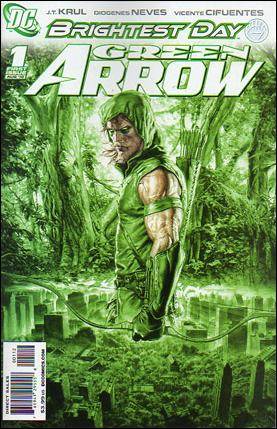 Green Arrow (2010/08) 1-C by DC
