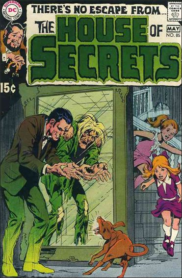 House of Secrets (1956) 85-A by DC