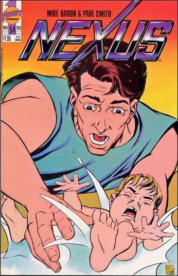 Nexus (1985) 54-A by First
