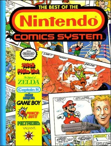 Best of the Nintendo Comics System 1-A by Valiant
