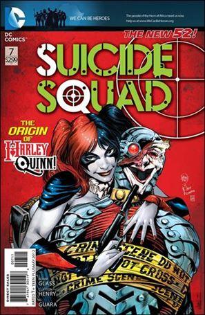 Suicide Squad (2011) 7-A