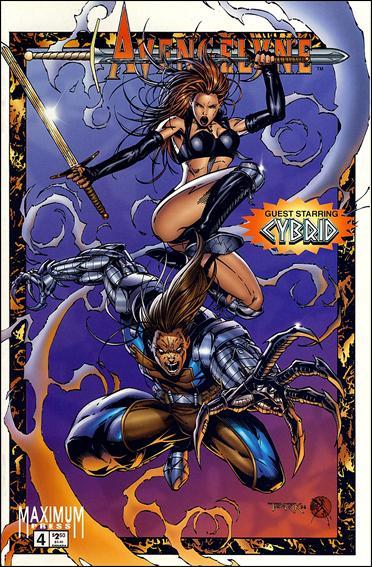 Avengelyne (1996) 4-A by Maximum Press