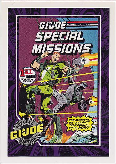 G.I. Joe (Base Set) 83-A by Impel
