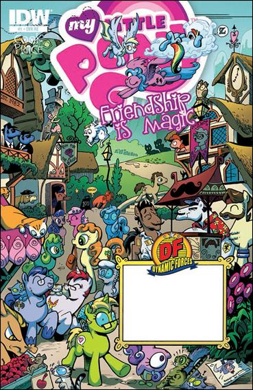 My Little Pony: Friendship is Magic 1-J by IDW