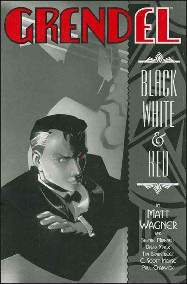 Grendel: Black, White, & Red 2-A by Dark Horse