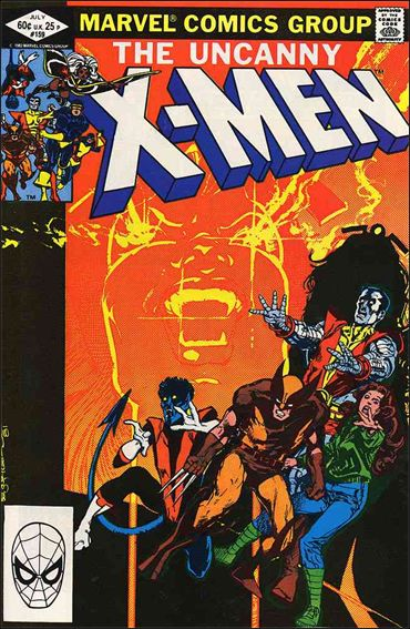 Uncanny X-Men (1981) 159-A by Marvel