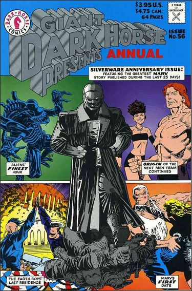 Dark Horse Presents (1986) 56-A by Dark Horse