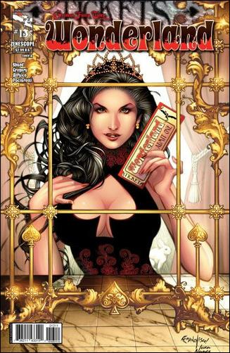 Grimm Fairy Tales Presents: Wonderland 13-A by Zenescope Entertainment