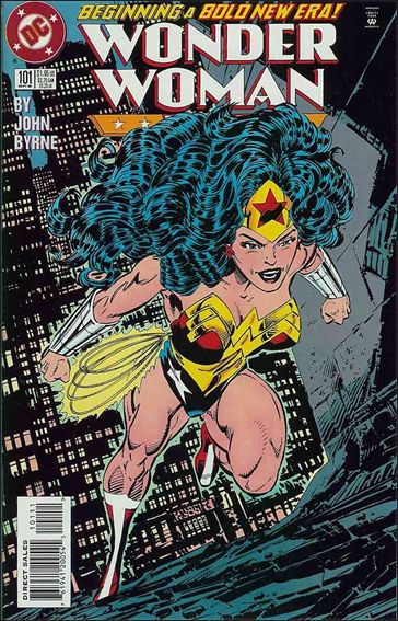 Wonder Woman (1987) 101-A by DC