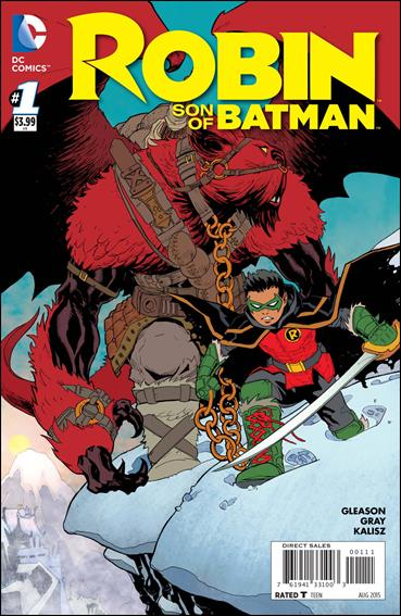 Robin: Son of Batman 1-A by DC