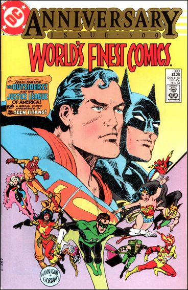 World's Finest Comics 300-A by DC
